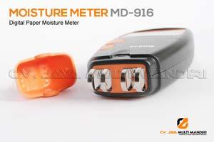 Alat Pengukur Kelembaban Kertas MD916