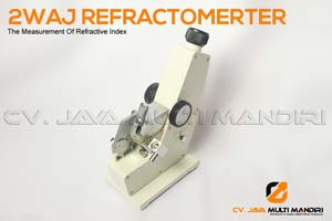 Alat Penguji Refractometer 2WAJ