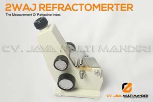 Alat Uji Abbe-Refractometer 2WAJ