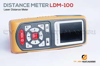 Alat Pengukur Jarak LDM-100