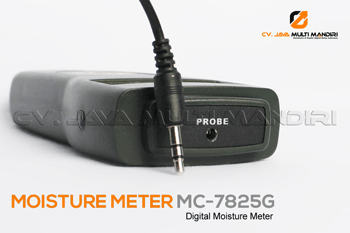Alat Uji Analisis Meter Kadar Air MC7825G