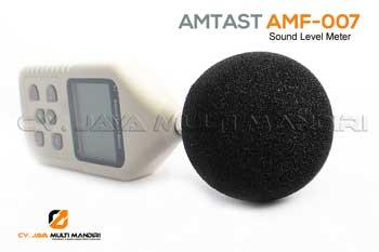 Alat Ukur Kebisingan Suara AMF007 Digital Portable