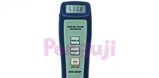 Alat Uji Kecepatan Rotasi Mesin GED2600P