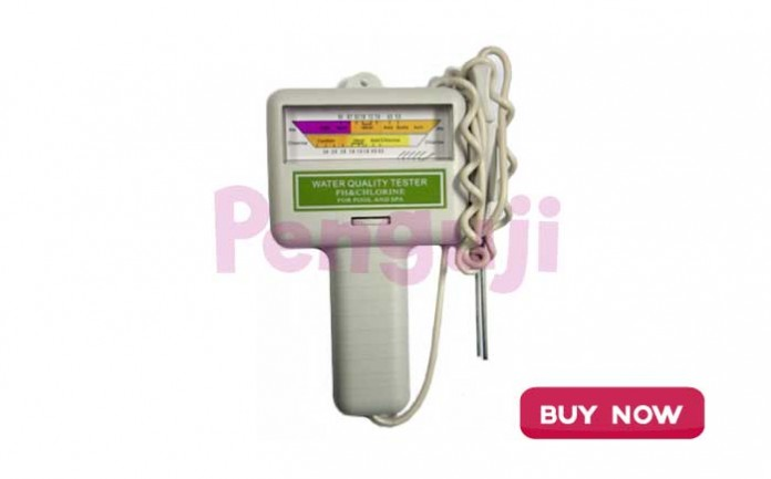 pH & Chlorine Tester KCP01