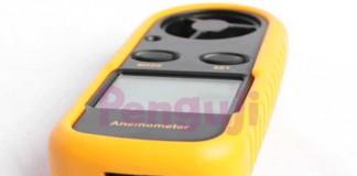 Alat Pengukur Kecepatan Angin Anemo Meter AMF006