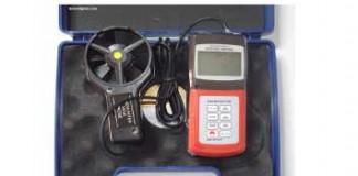 Alat Pengukur Kecepatan Angin AM-4836V