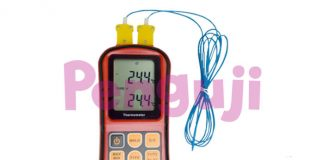 Termometer Termocouple Digital AMF068