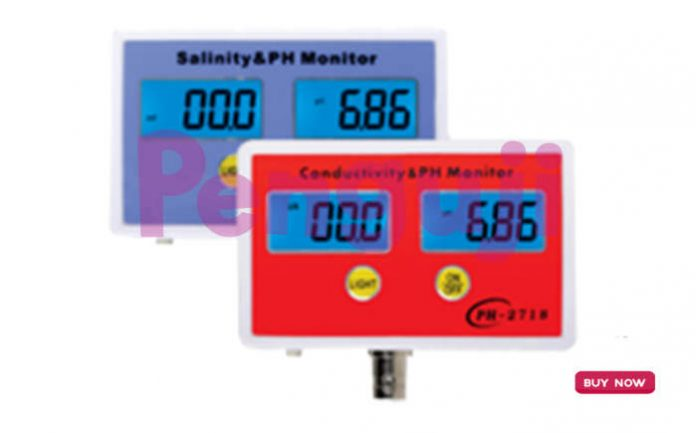 Alat Pemantau TDS dan pH Air KL-2712
