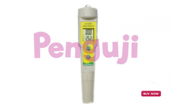 Alat Ukur Konduktivitas dan Suhu Air KL-1387