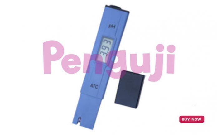 Alat Ukur pH Cairan Model Pulpen KL-009(II)