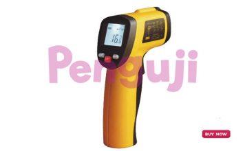 Termometer Laser SinarInframerahAMF008