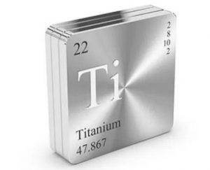 Aplikasi Logam Titanium