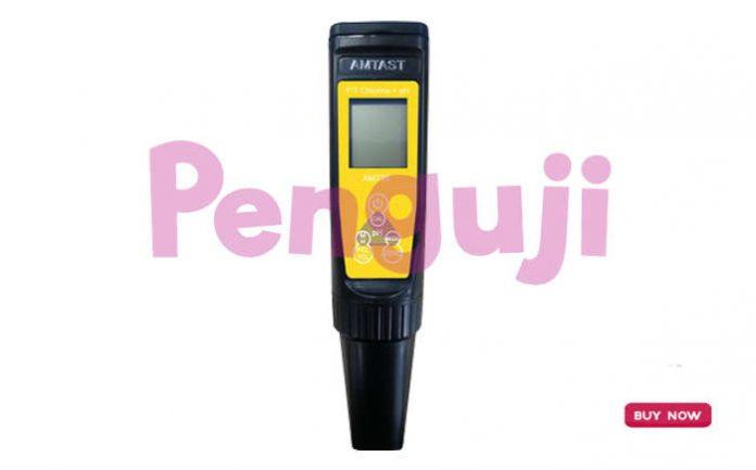 Alat Tester Kombinasi pH ORP dan Klroin Meter AMT26