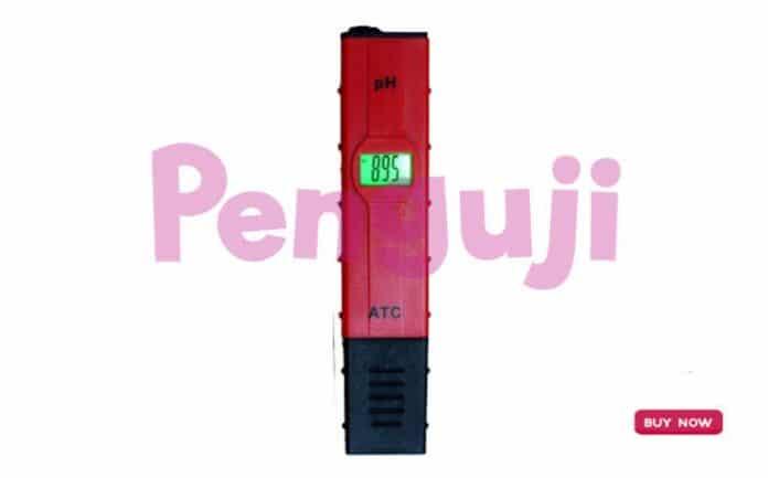 Alat pH Meter Portabel PHX-01