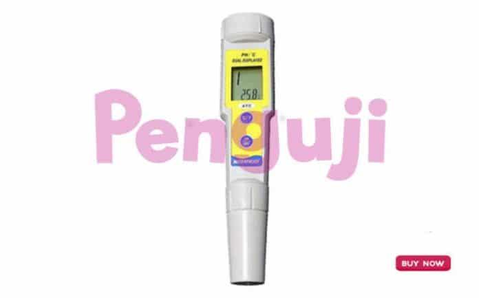 Alat pH Meter Tahan Air KL-035