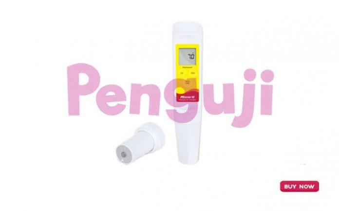 Waterproof Pocket pH Tester PH10F