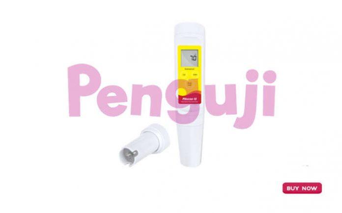 Waterproof Pocket pH Tester PH10S