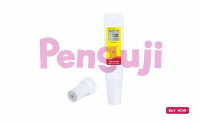 Waterproof Pocket pH Tester PH20F
