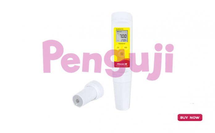 Waterproof Pocket pH Tester PH30F