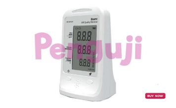 Alat Air Quality Detector PM2.5 VOC Home/Car BR-AIR-329