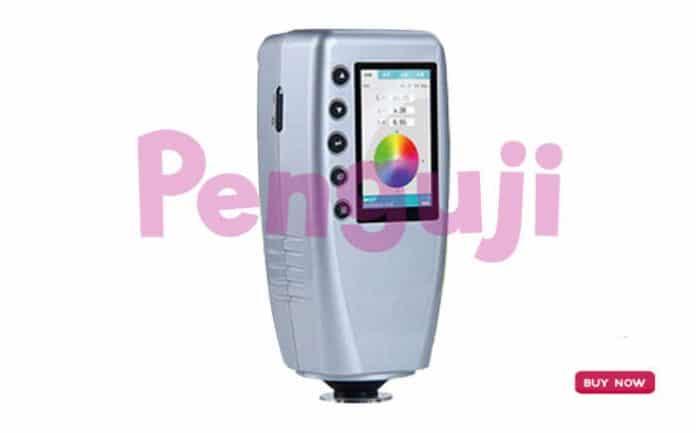 Alat Colorimeter Handheld AMT567