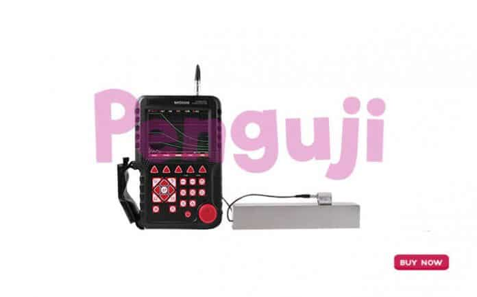 Alat Flaw Detector Portable Ultrasonic MFD550B