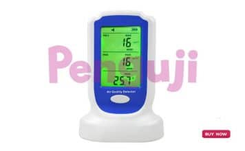 Alat Portable PM2.5 PM10 Air Quality Detector AMF080