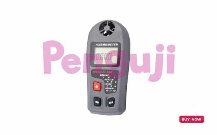 Digital Anemometer AMF030
