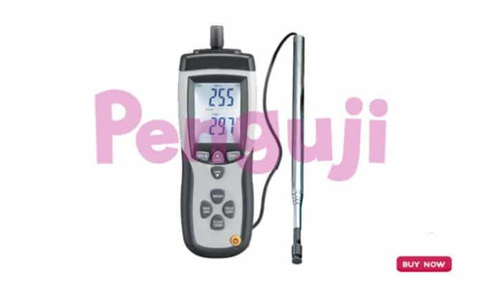 Hot Wire Anemometer DT-8880