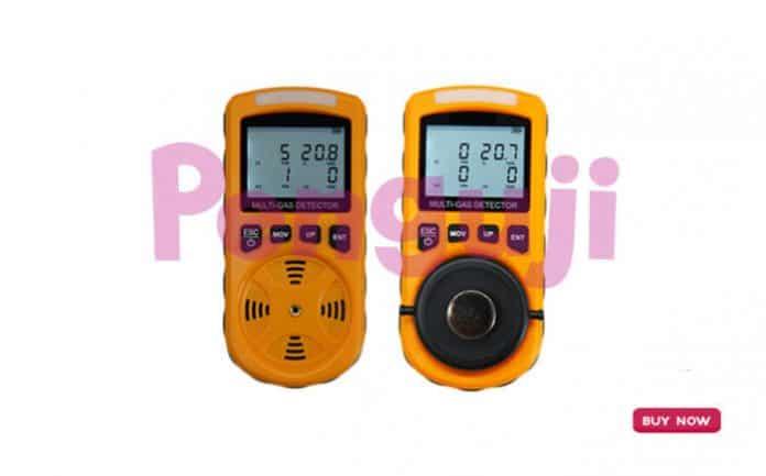 Multi Gas Detector BX617