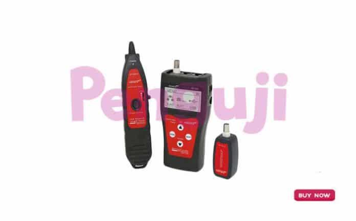 Alat Pengukur Kabel Coax Jaringan NF-300
