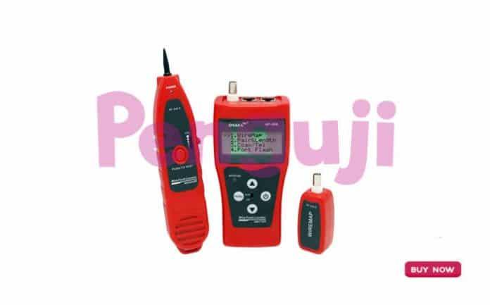 Alat Pengukur Kerusakan Kabel NF-308