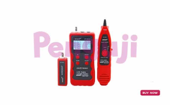 Alat Pengukur Panjang Kabel NF-868