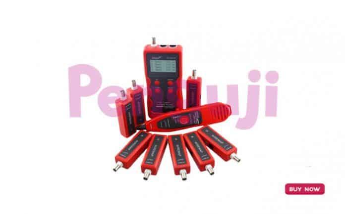 Alat Ukur Kabel Multifungsi NF-868W