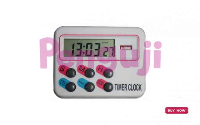Digital Clock and Timer AMT-202