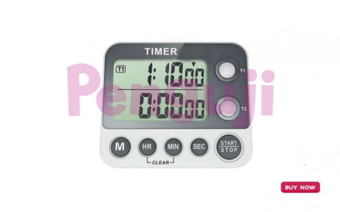Dual Timer with Stopwatch function SW001