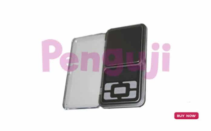 Lab Digital Pocket Scale 200g x 0.01 PST01
