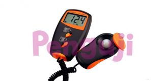 Digital Lux Meter Fast Response LX-90