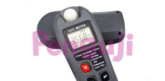 Digital Lux Meter LX-80