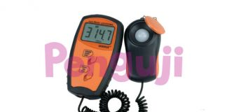 Digital Lux Meter LX1020BS