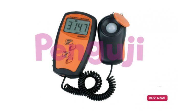 Digital Lux Meter LX1020BS
