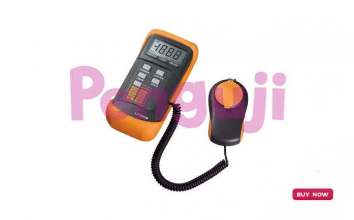 Digital Lux Meter LX1330B