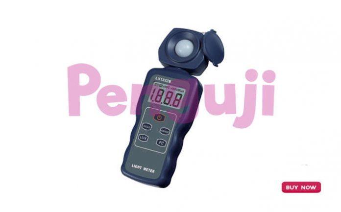 Digital Lux Meter LX1332B