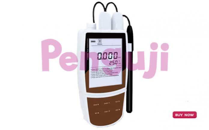 Alat Uji Kesadahan Air Water Hardness Tester EC915