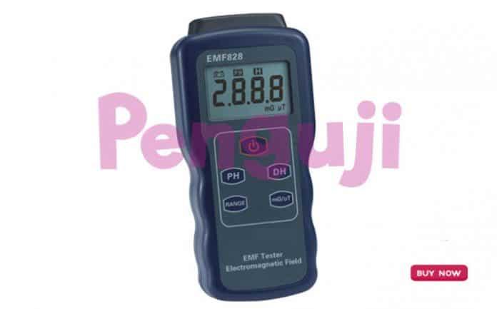 Alat Ukur Field Intensity Meter EMF828