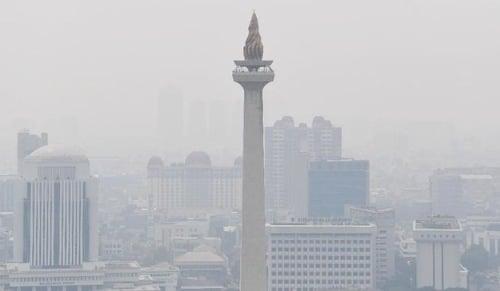 Kota dengan udara terburuk